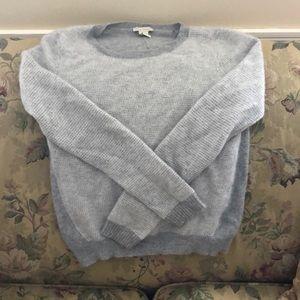 White warren cashmere sweater